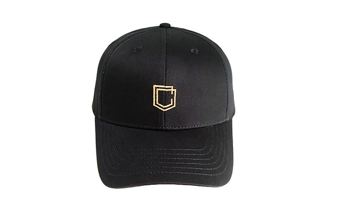 COMMENCAL CURVED PEAK CAP SOLID BACK BLACK 2020