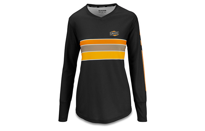 DAKINE WOMEN LONG SLEEVE THRILLIUM JERSEY TEAM CASEY BROWN