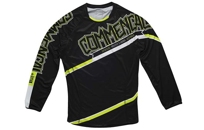 JERSEY LONG SLEEVE DHYELLOW 2015