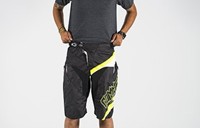 SHORT DH YELLOW 2015