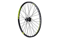 RIDE ALPHA ENDURO 650B WHEELSET NEON YELLOW