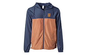 CLASSIC NAVY / ORANGE JACKET