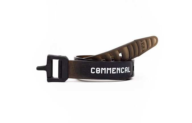 COMMENCAL HELI STRAP BLACK