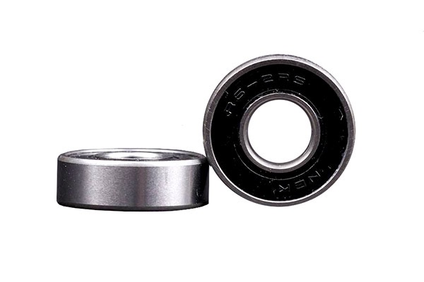 BEARINGS R6-2RS for KDFS500 FRONT HUB (2 pcs)
