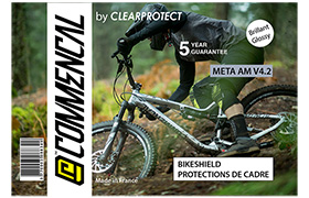 KIT CLEARPROTECT CUSTOM FOR META V4.2 SHINY